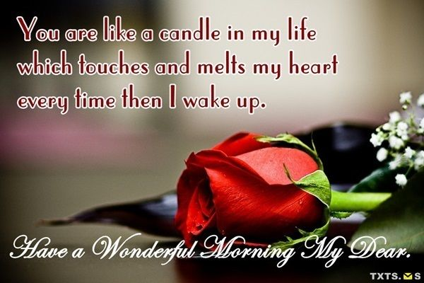 To love good morning say my 101 Messages